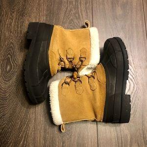 Boys Cat & Jack Thermolite Drawstring Winter Boots